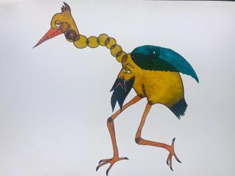 Bird-Man II