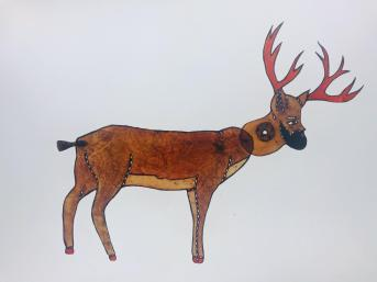 Deer Karagoz