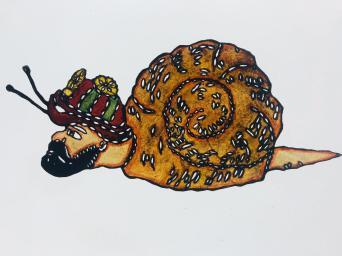 Snail Karagoz